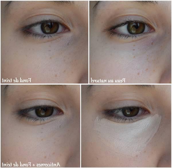 Maquillage anti cerne - meilleur choix